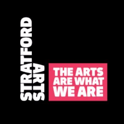 stratford arts logo